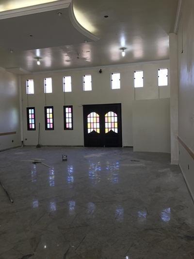 salão para alugar, 350 m² por r$ 2.800,00/mês - parque erasmo assunção - santo andré/sp - sl0681