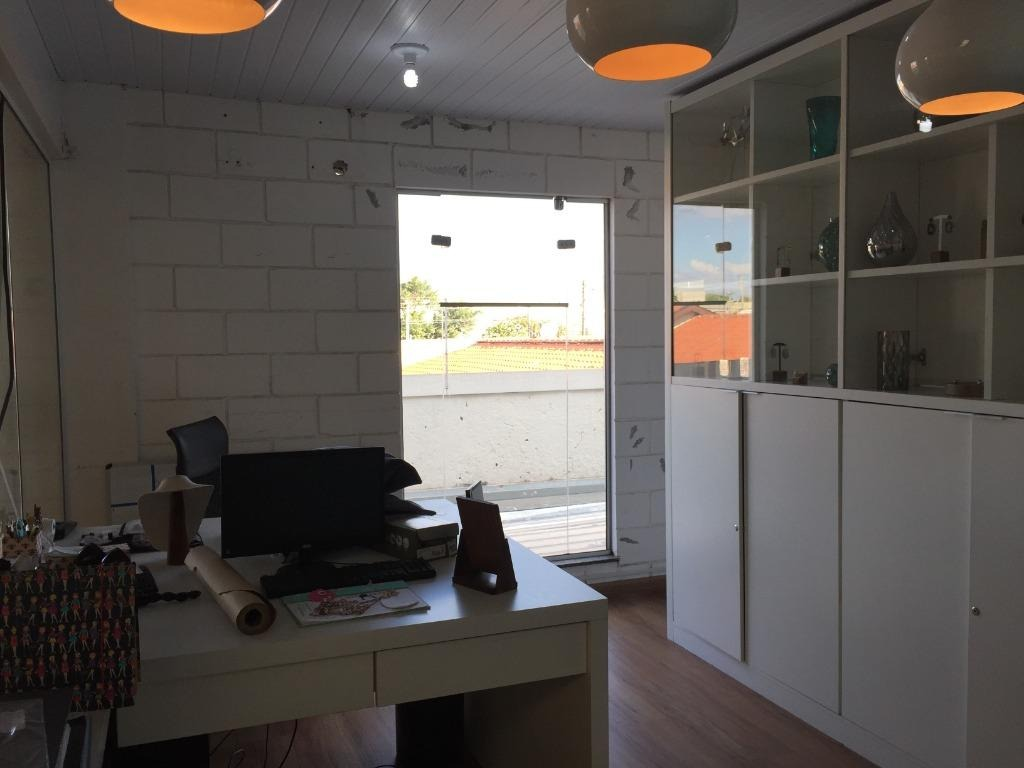 salão para alugar, 350 m² por r$ 4.000,00/mês - campo limpo - americana/sp - sl0158