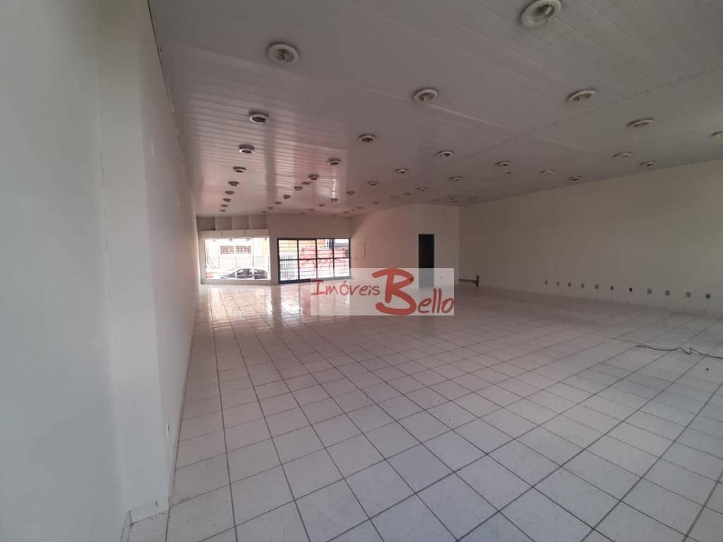 salão para alugar, 353 m² por r$ 3.700/mês - centro - itatiba/sp - sl0033