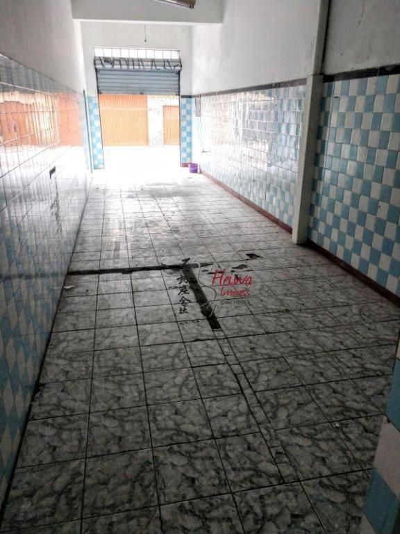 salão para alugar, 40 m² por r$ 1.000/mês - jardim santo elias - são paulo/sp - sl0062
