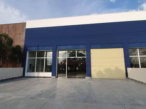 salão para alugar, 422 m² por r$ 15.000/mês - jardim santana - campinas/sp - sl0111