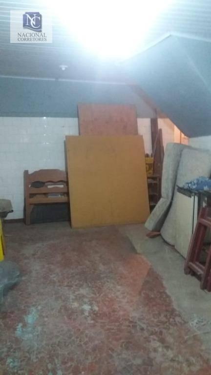 salão para alugar, 45 m² por r$ 1.000,00/mês - vila metalúrgica - santo andré/sp - sl0794