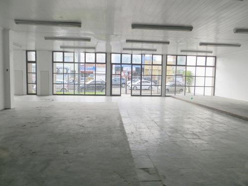 salão para alugar, 454 m² por r$ 9.500/mês - centro - piracicaba/sp - sl0588