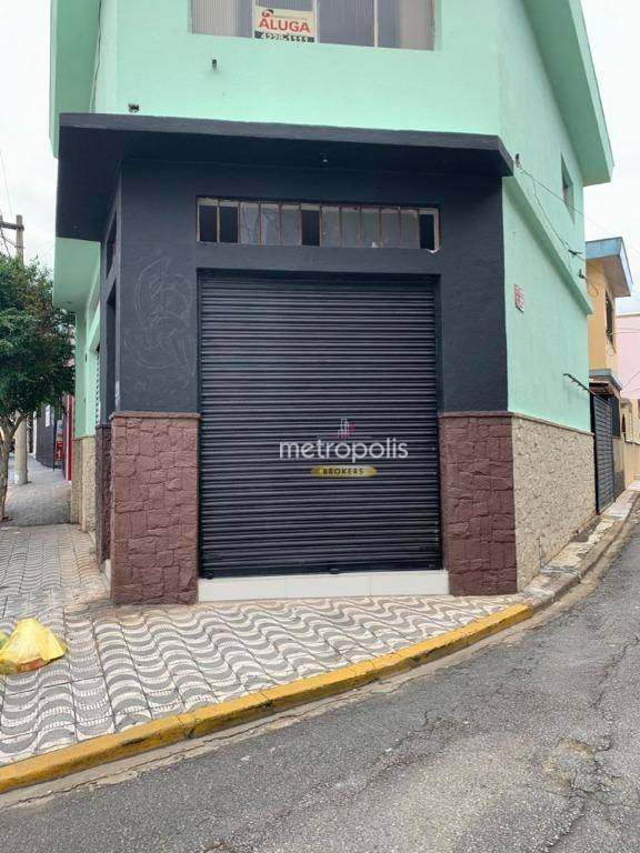 salão para alugar, 50 m² por r$ 1.000,00/mês - santa paula - são caetano do sul/sp - sl0137
