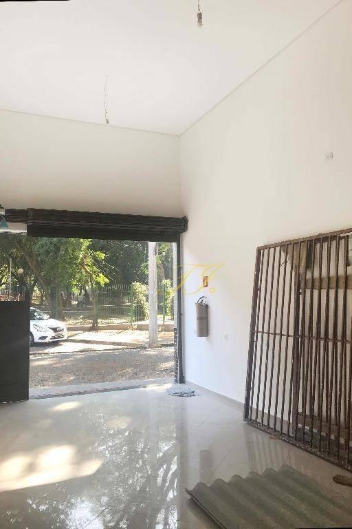 salão para alugar, 50 m² por r$ 3.000,00/mês - vila augusta - guarulhos/sp - sl0007