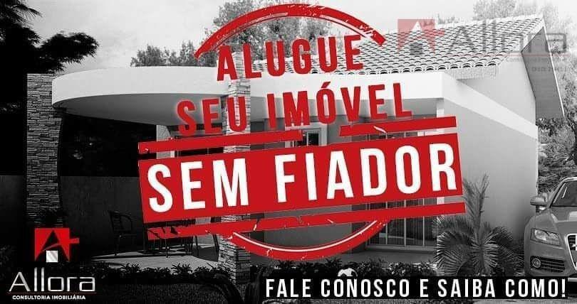 salão para alugar, 50 m² por r$ 900/mês - jardim recreio - bragança paulista/sp - sl0045