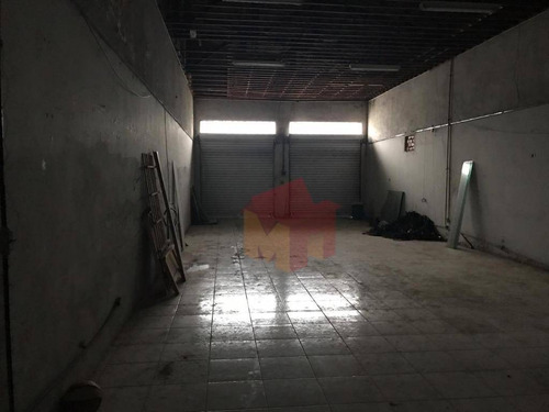 salão para alugar, 500 m² por r$ 3.500/mês - nova americana - americana/sp - sl0060