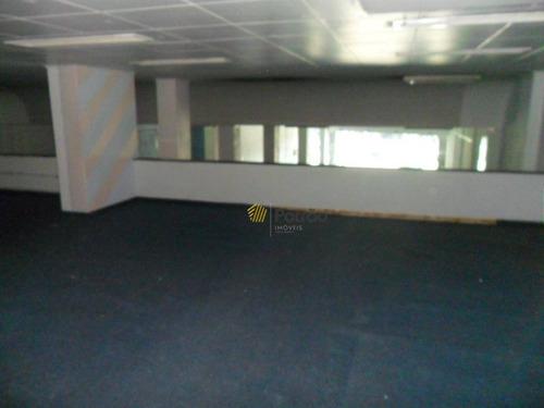 salão para alugar, 532 m² por r$ 7.000/mês - centro - são bernardo do campo/sp - sl0099