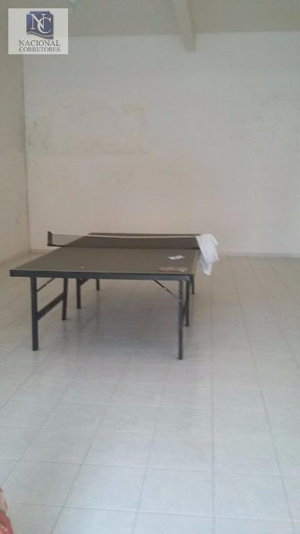 salão para alugar, 55 m² por r$ 1.200/mês - parque das nações - santo andré/sp - sl0620