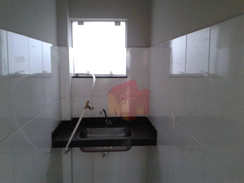 salão para alugar, 55 m² por r$ 1.500/mês - nova americana - americana/sp - sl0064