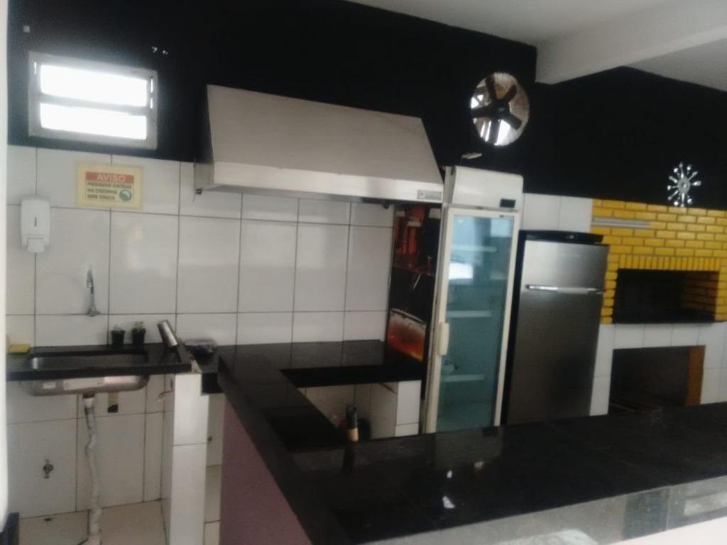 salão para alugar, 60 m² por r$ 1.500,00/mês - prosperidade - são caetano do sul/sp - sl0292