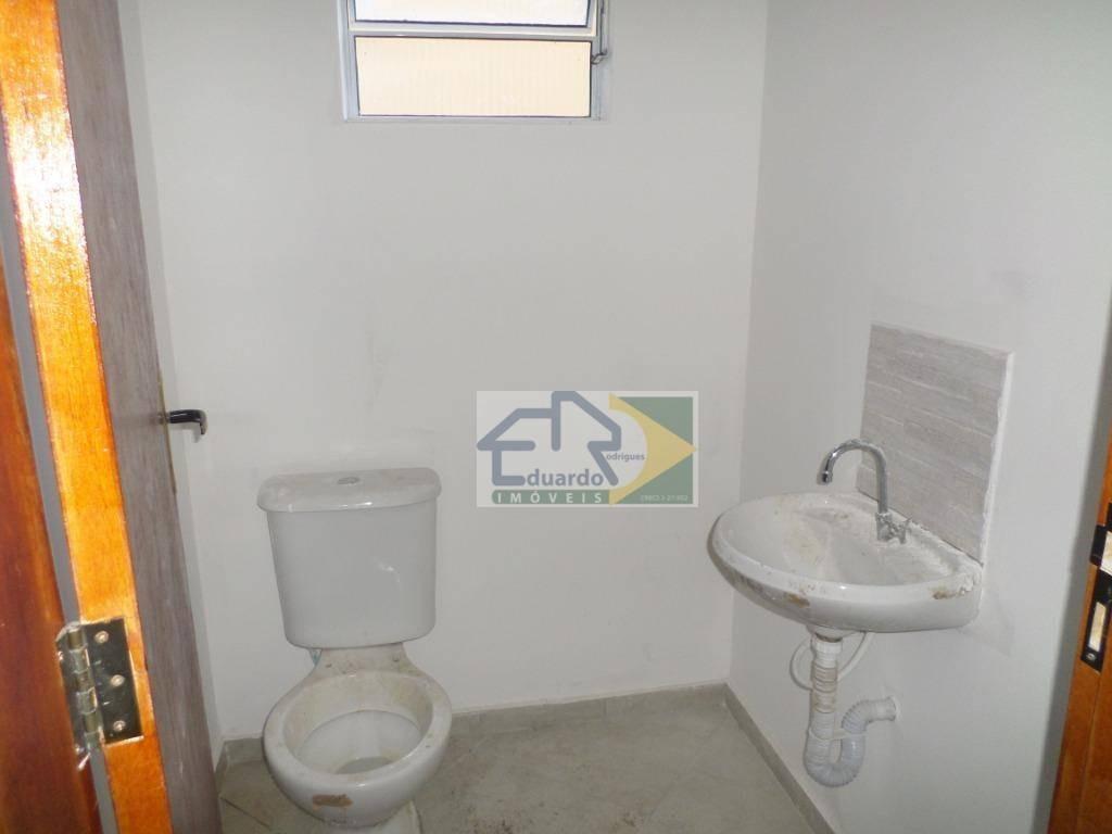 salão para alugar, 600m² - centro - suzano/sp - sl0035
