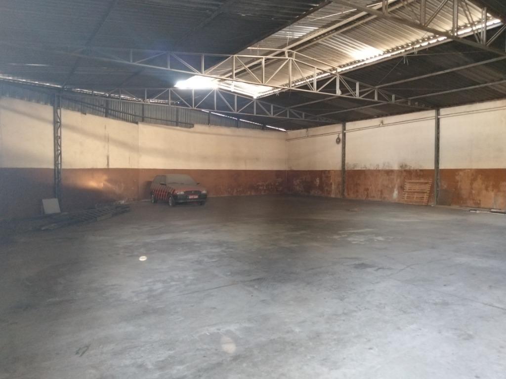 salão para alugar, 800 m² por r$ 25.000/mês - cumbica - guarulhos/sp - sl0511