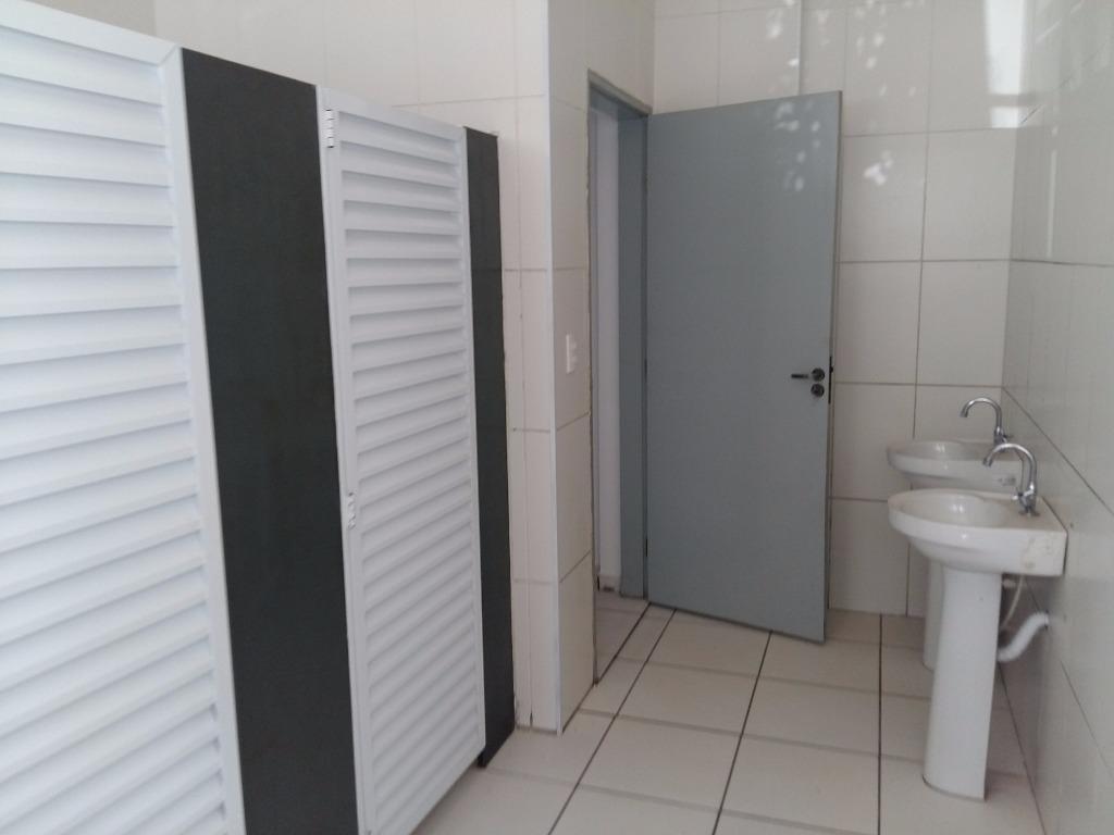 salão para alugar, 800 m² por r$ 6.500,00/mês - distrito industrial abdo najar - americana/sp - sl0099