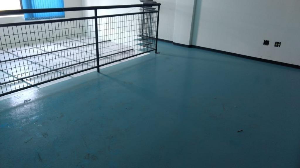 salão para alugar, 819 m² por r$ 15.000,00/mês - vila belvedere - americana/sp - sl0145