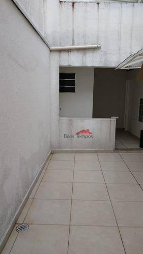 salão para alugar, 85 m² por r$ 3.000/mês - vila talarico - são paulo/sp - sl0012