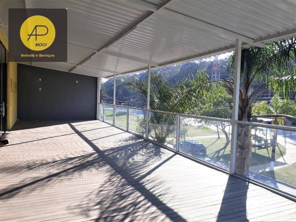 salão para alugar com 277 m²  - jd rubi - mogi das cruzes/sp - sl0004