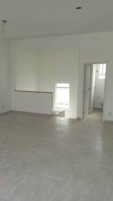 salão para alugar por r$ 1.800/mês - saúde - rio claro/sp - sl0051