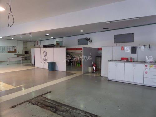 salão para aluguel em cambuí - sl001488