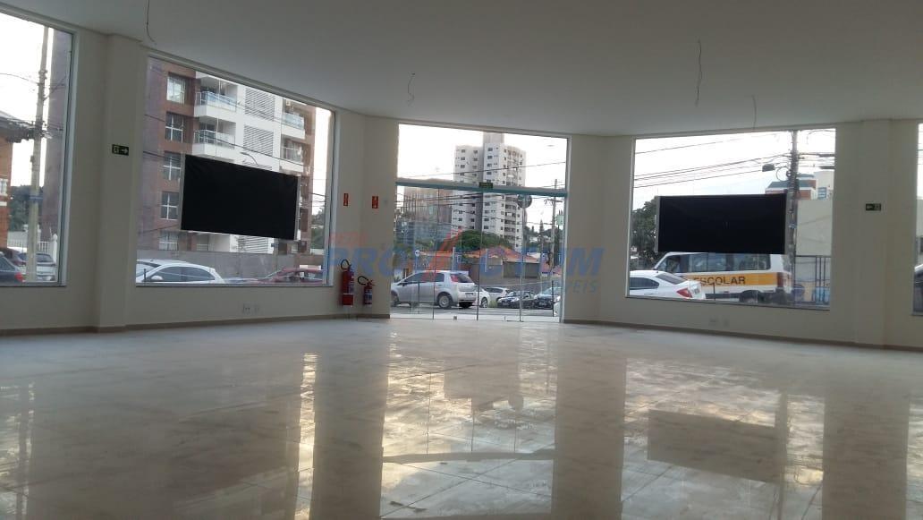 salão para aluguel em cambuí - sl231435