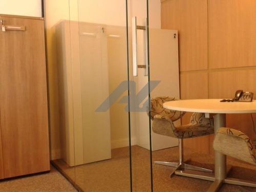 salão para aluguel em loteamento center santa genebra - sl004607