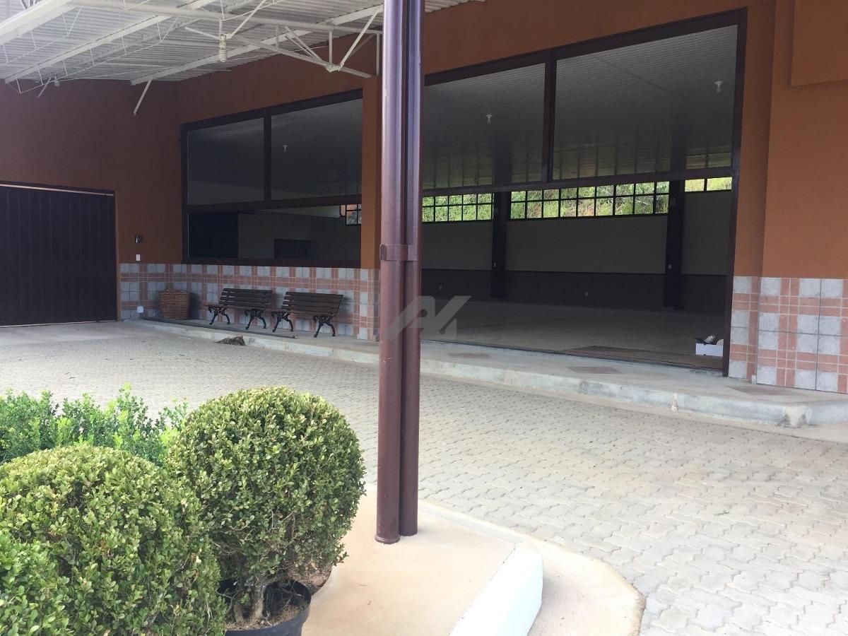 salão para aluguel em sousas - sl003687