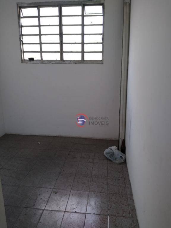 salão para locação, bairro jardim em santo andré - sl0067 - sl0067