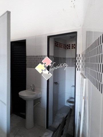 salão para locação comercial:  1 sala 25mts; 2 banheiros; 4 garagens - bet006 - 32299980