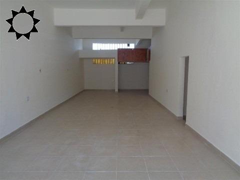 salão para locação jardim bela vista, osasco - sl01105