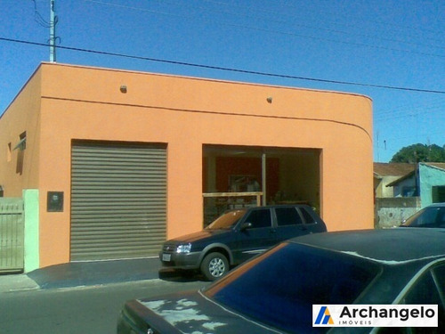 salão para venda e locação - brodowski - sp - sl00025 - 4468938