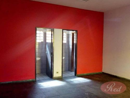 salão - r. albert oswald - pq. suzano - suzano - sl0146