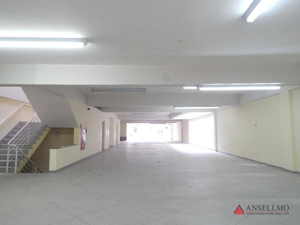 salão sobreloja para alugar, 935 m² por r$ 26.000/mês - centro - são bernardo do campo/sp - sl0339