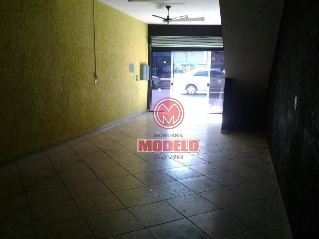 salão à venda, 100 m² por r$ 280.000,00 - centro - piracicaba/sp - sl0296