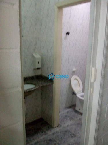 salão à venda, 200 m² por r$ 2.200.000,00 - mooca - são paulo/sp - sl0161