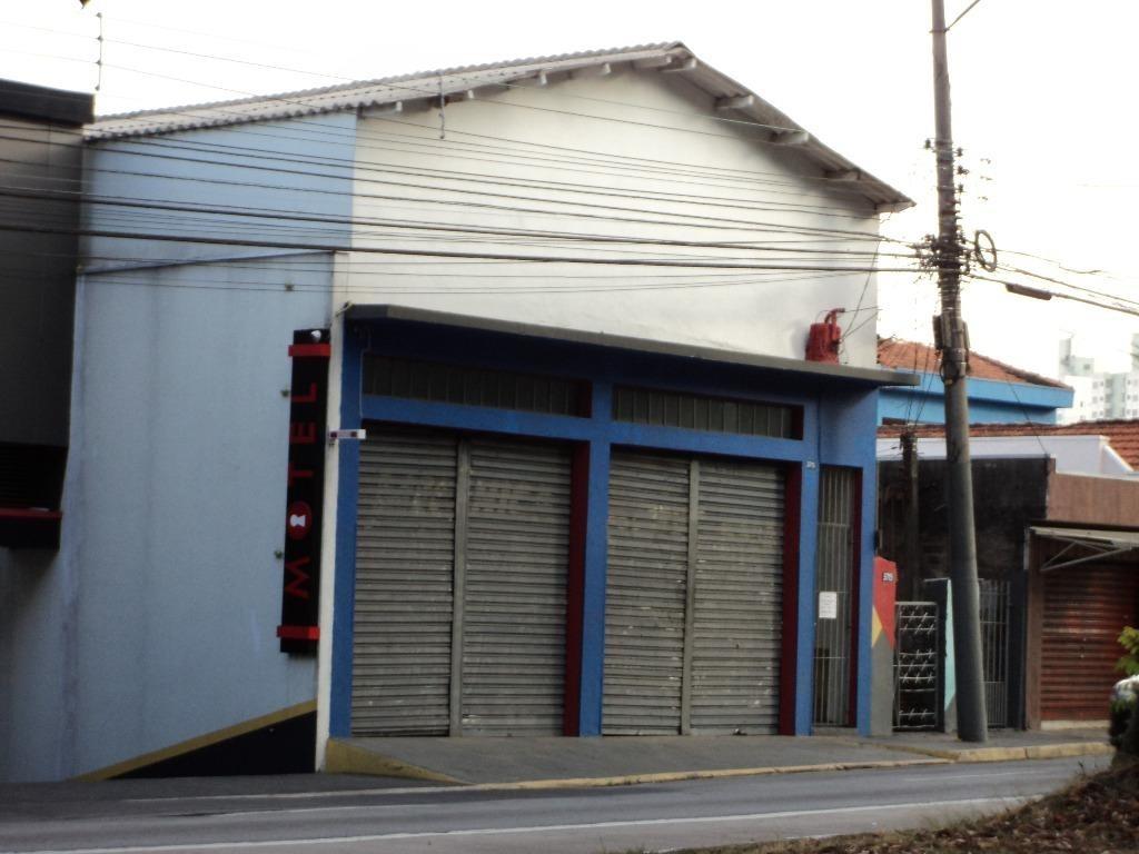 salão à venda, 256 m² por r$ 850.000,00 - vila antonieta - guarulhos/sp - sl0086
