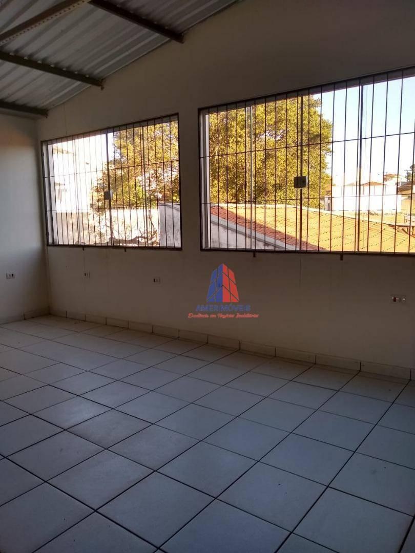 salão à venda, 347 m² por r$ 850.000,00 - centro - americana/sp - sl0056