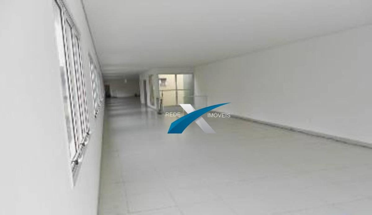 salão à venda, 480 m² por r$ 3.700.000,00 - aclimação - são paulo/sp - sl0005