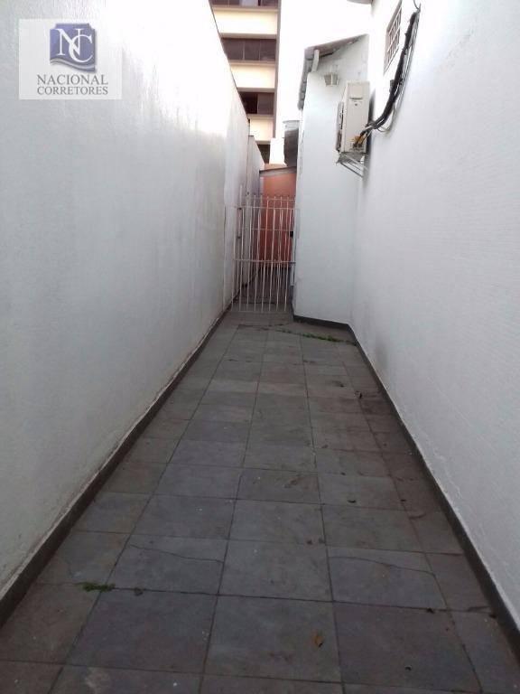 salão à venda, 50 m² por r$ 850.000,00 - santo antônio - são caetano do sul/sp - sl0710