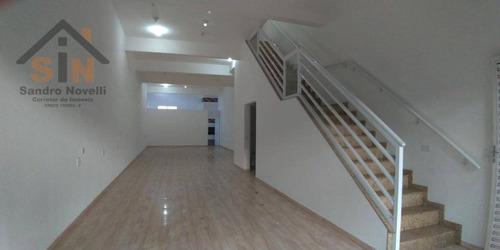 salão à venda, 500 m² por r$ 500.000 - jardim do triunfo - guarulhos/sp - sl0010