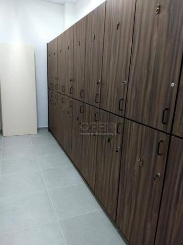 salão à venda, 810 m² por r$ 7.500.000 - centro - santo andré - sl0153