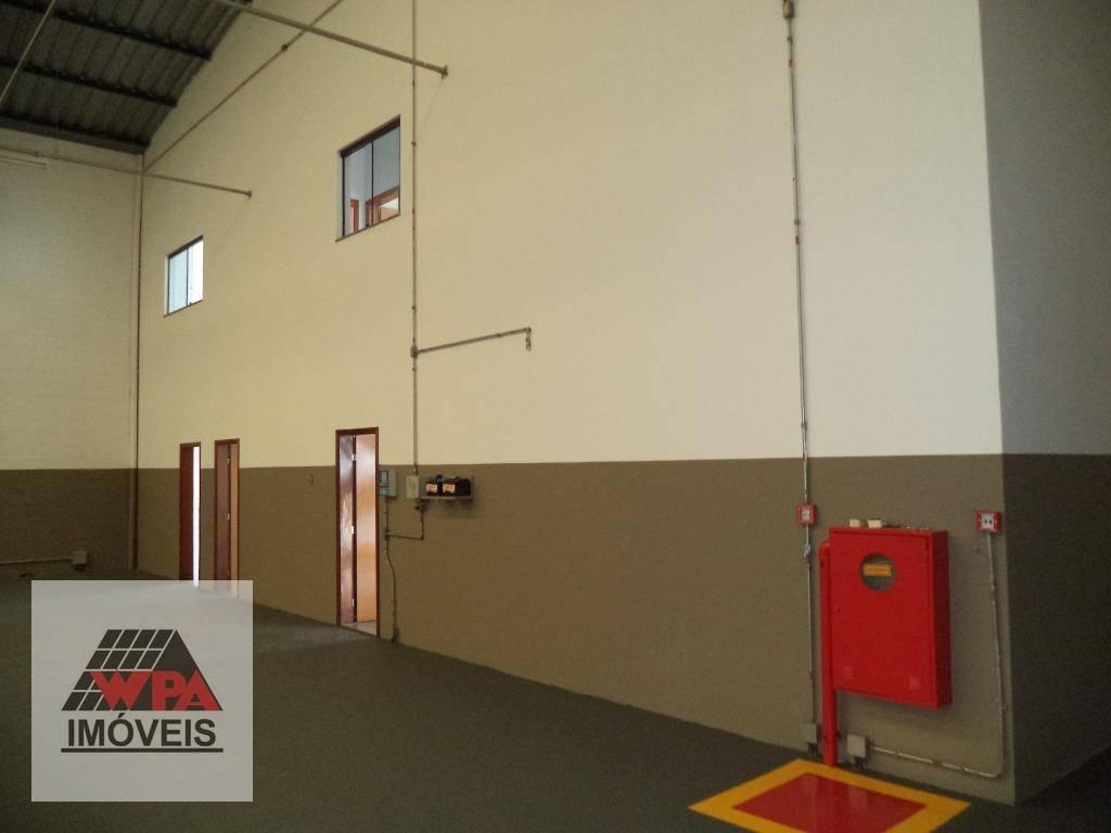 salão à venda, 924 m² por r$ 2.000.000,00 - werner plaas - americana/sp - sl0255