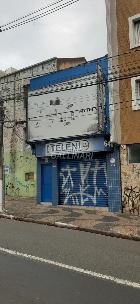salão à venda em centro - sl001994