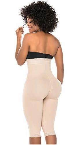 Salome Tummy Control Shapewear Fajas Colombianas Levanta Pompis para Mujer