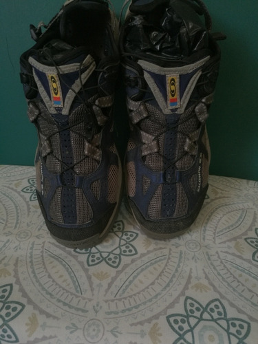 salomón contagrip zapato senderismo trail running