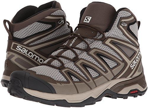 low priced 149ff 2fcd7 Salomon Hombres S X Ultra Mid 3 Aero Zapatos De Senderismo