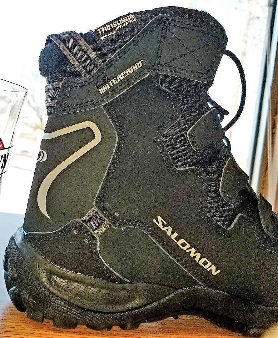 fdd2b4113b1b Salomon Snowtrip Térmicas Impermeables Trekking Nieve  40 -   4.299 ...