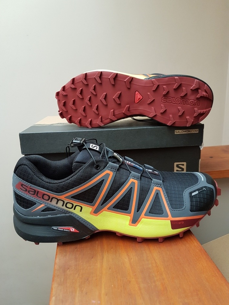 size 40 fc744 0e262 Salomon Speedcross 4, Climashield. -   50.000 en Mercado Libre