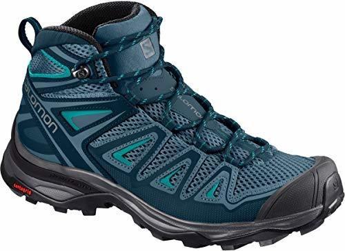 salomon x ultra mid 3 aero zapatillas de senderismo para muj