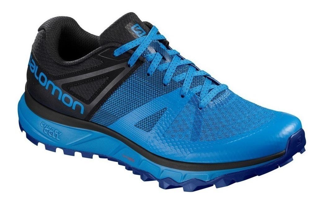 Salomon Zapatilla Trail Running Hombre Trailster Azul