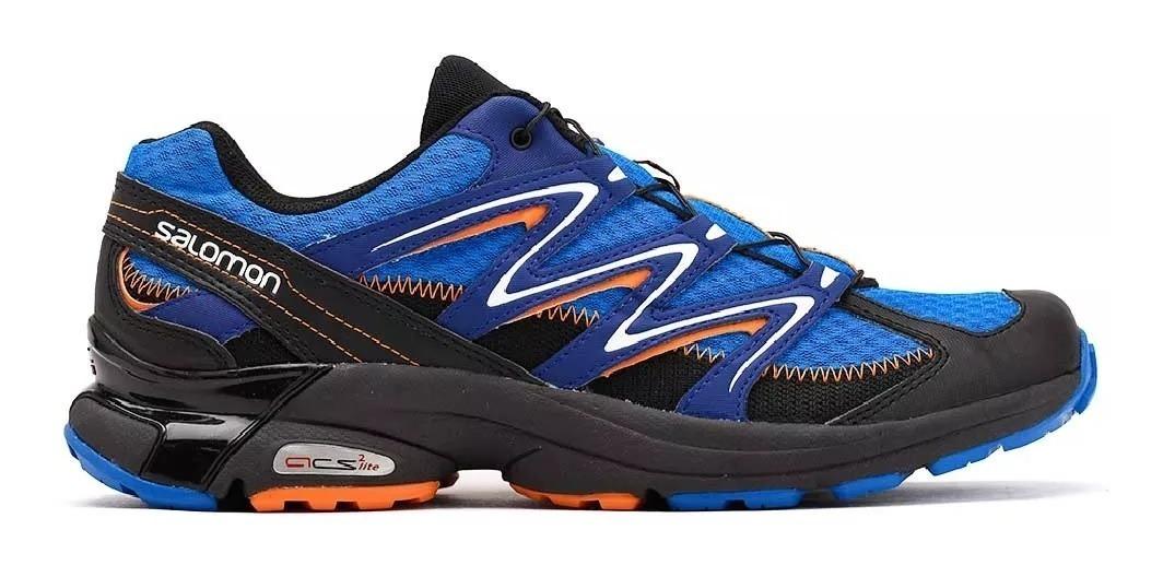 Salomon Zapatilla Trail Running Hombre Xt Weeze Azul